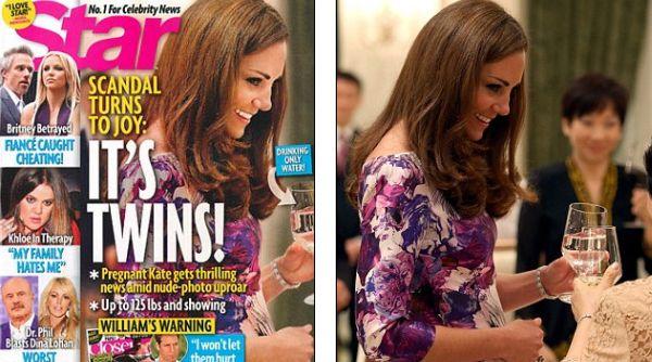 Penyebar Foto Topless Kate Middleton Didakwa Bersalah