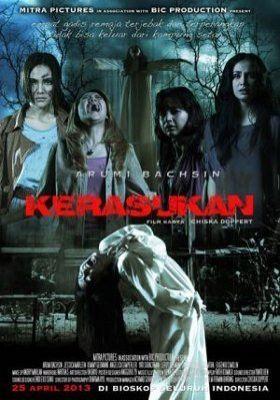 Film Kerasukan Dibintangi Arumi Bachsin Ditarik dari Bioskop
