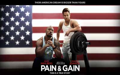 Pain and Gain Geser Oblivion di Box Office