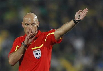 Howard Webb (Foto: Reuters)