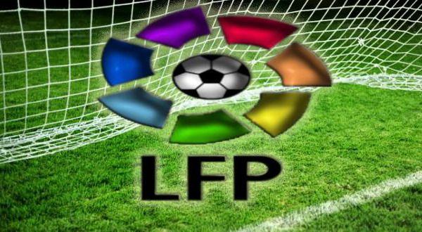 Logo La Liga (Foto: Dok. Lke)