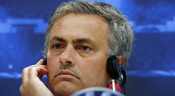Pelatih Real Madrid, Jose Mourinho. (Foto: Reuters)