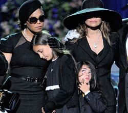 Anak Michael Jackson Merasa Tak Dicintai