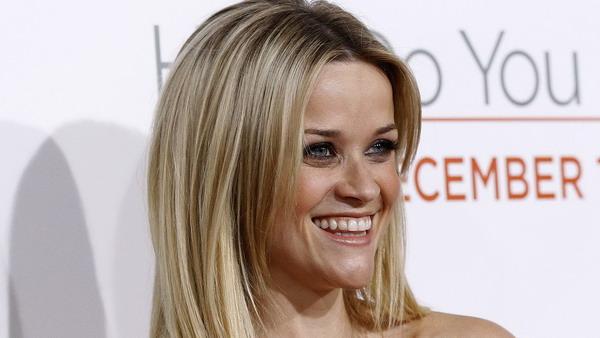 Reese Witherspoon Stres Urus Tiga Anak