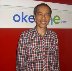 Jokowi.(foto:Dok okezone)