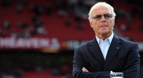 Franz Beckenbauer. (Foto: ist)