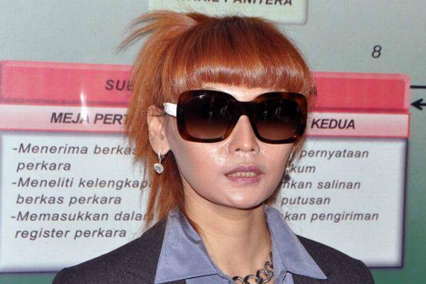 Inul Daratista (Foto: Rama Narada Putra/okezone)