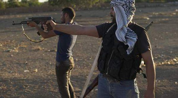 Pasukan oposisi FSA segera dipersenjatai Obama (Foto: Irish Times)