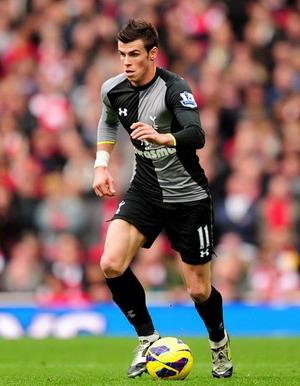 Gareth Bale - Tottenham Hotspur (Foto: The Sun)