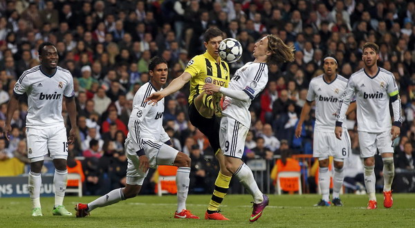 Sejak 2011, Real Madrid-nya Jose Mourinho selalu tersingkir di semifinal Liga Champions/Reuters