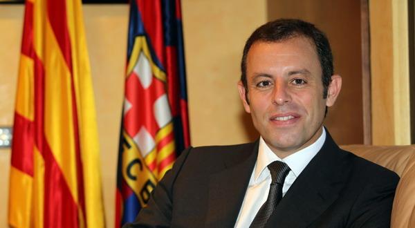 Sandro Rosell. (Foto: Barcelona FC)
