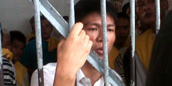 Andhika: Saya Gila Lama-Lama Dipenjara