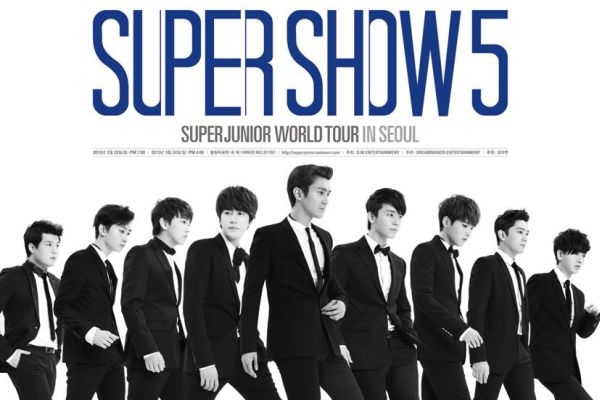 Super Junior (Foto: Ist.)