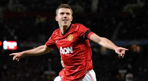 Michael Carrick. (Foto: Reuters)