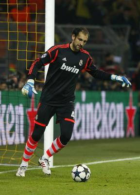 Diego Lopez. (Foto: Reuters)