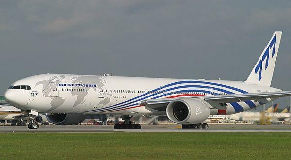 Boeing 777-300ER. (Foto: az-aviation)