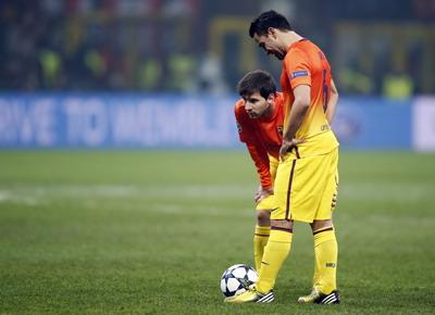 Tanpa perbaikan total musim depan, era emas Barcelona dipercaya sudah berakhir/Reuters