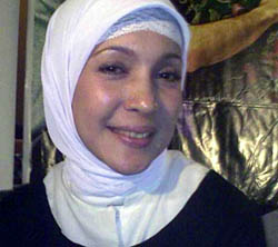 Henidar Amroe Sempat Dikira Uje Perempuan Sufi