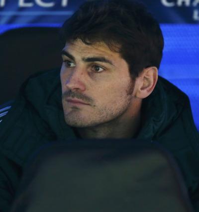 Iker Casillas siap mengambil alih posisi kiper utama Real Madrid musim depan/Reuters