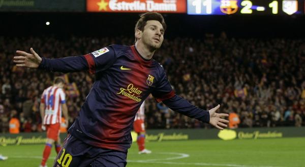 Lionel Messi. (Foto: Reuters)