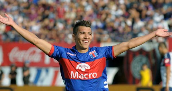 Ruben Botta, pemain baru Inter untuk musim depan (Foto:365dm.com)