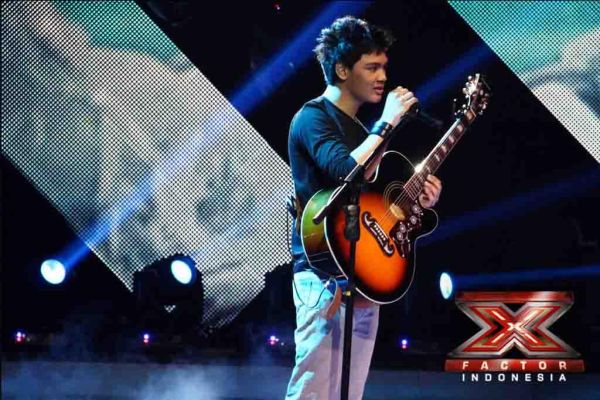 MIKHA ANGELO GAGAL KE FINAL HASIL SHOW 11 X FACTOR INDONESIA Fatin Masuk 3 Besar Final XFI
