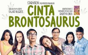 Cinta yang Tak Kadaluarsa di Cinta Brontosaurus