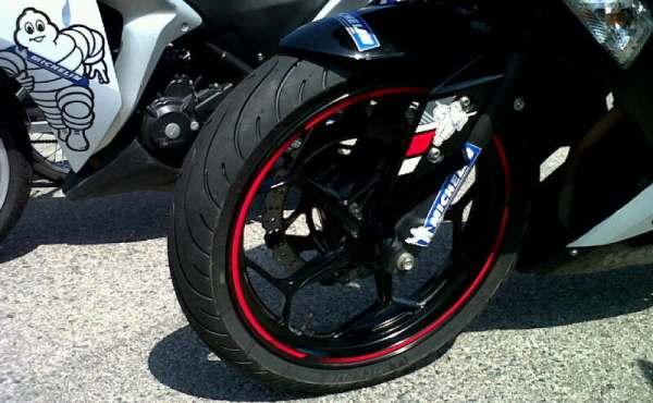 Dunia Otomotif Ban Michelin Untuk Motor