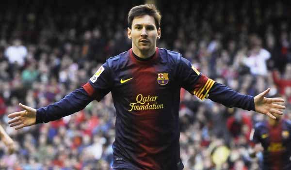 Perjalanan Lionel Messi Akan Difilmkan