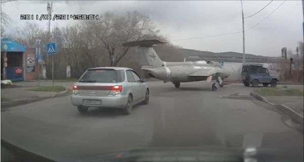 Moskow- mungkin kejadian seperti ini hanya bisa terjadi di rusia. di