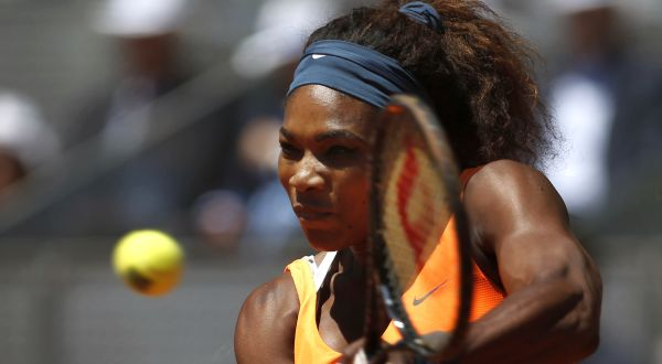Petenis asal Amerika Serikat, Serena Williams. (Foto: Reuters)