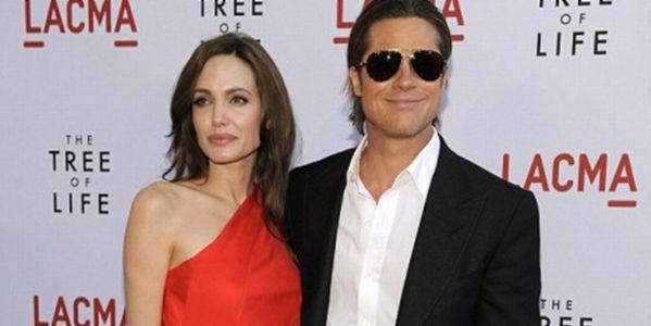 Brad Pitt Bangga Jolie Jalani Pengangkatan Payudara
