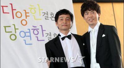 Sutradara Korea Akan Nikahi Pasangan Gay-nya