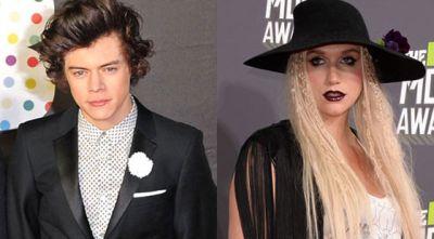 Kesha Takut Dimusuhi Fans Harry Styles