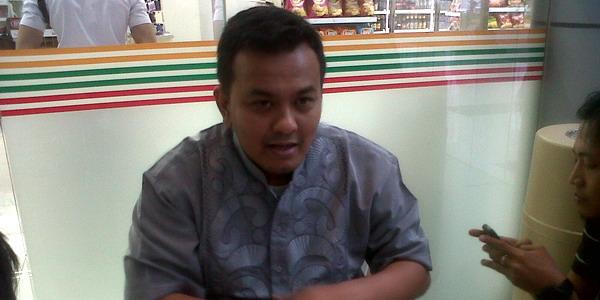 Dicky Chandra (Foto: Okezone)