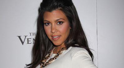 Kourtney Kardashian (Foto: Ist)
