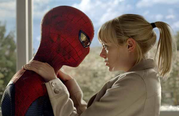 Perdana, The Amazing Spiderman Tayang di Televisi