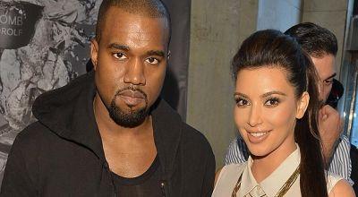 Kim Kardashian & Kanye West (Foto: Wenn)