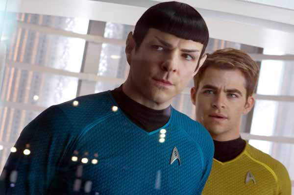 Star Trek Into Darkness Jadi Idola Baru Box Office