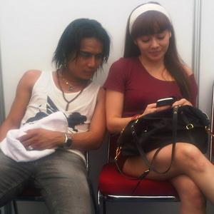 Charly Masih Ogah Bahas Isu Selingkuh dengan Terry Putri