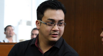 Dimas Andrean (Foto: Rama/Okezone)