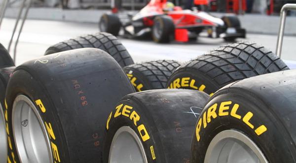 Pirelli sebagai pemasok ban di ajang balapan Formula One. (Foto: ist)