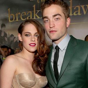 Kristen Stewart dan Robert (Foto: wenn)