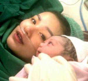 Jantung Bayi Bermasalah, Soraya Larasati Jalani Operasi Caesar