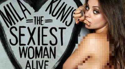 Mila Kunis (Foto: Aceshowbiz)