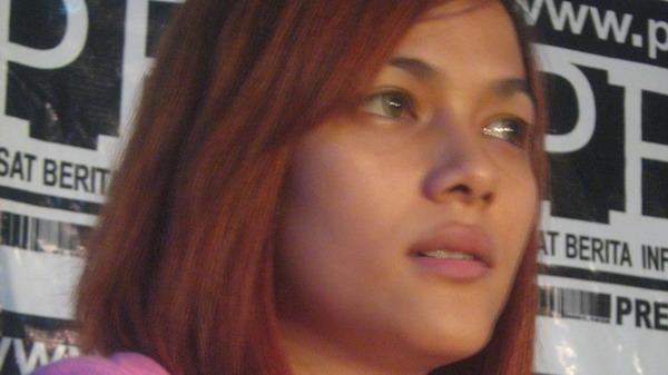 Anna Marisa Sempat Lihat Ayah Gugun Gondrong Kritis Semalam