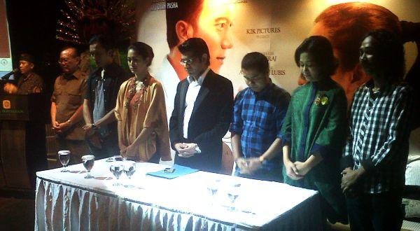 Difilmkan Tanpa Izin, Jokowi Batal Tayang?