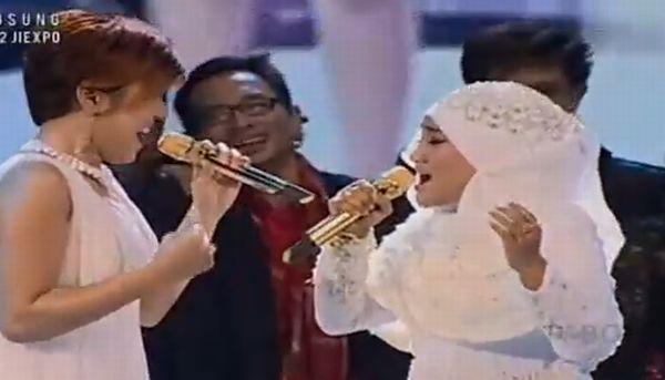 Novita Dewi-Fatin Shidqia Lubis