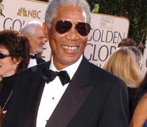 Morgan Freeman Tertidur Saat Diwawancara