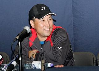 Li Yongbo (Foto: Reuters)